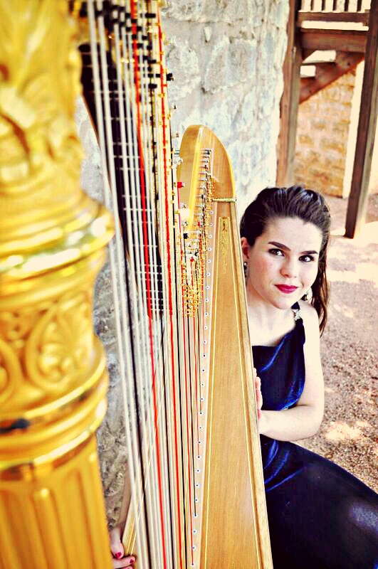 Emily and the Harp